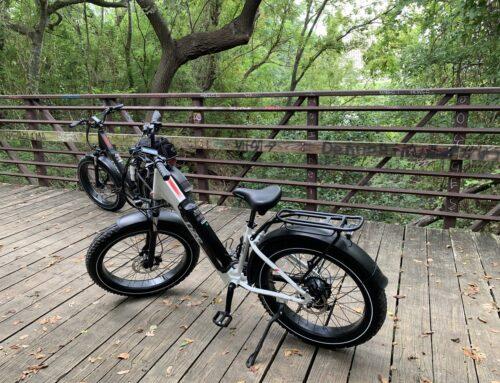 Ambushed and Robbed on Houston's Buffalo Bayou Bike Trail